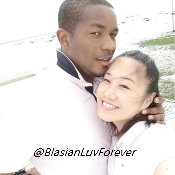 asian dating a black man